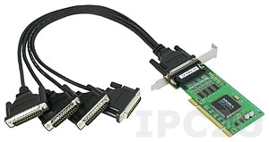 CP-104UL-DB25M от официального дистрибьютора MOXA.pro
