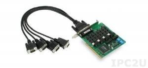 CP-134U-I-DB9M от официального дистрибьютора MOXA.pro