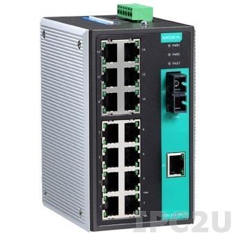 EDS-316-M-SC-T от официального дистрибьютора MOXA.pro