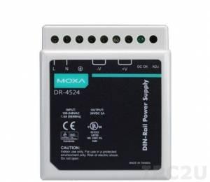 DR-4524 из официального дистрибьютора MOXA.pro