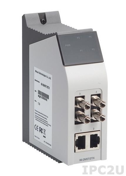 IM-2MST/2TX от официального дистрибьютора MOXA.pro