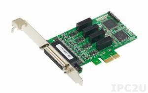 CP-134EL-A-I w/o cable от официального дистрибьютора MOXA.pro