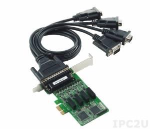 CP-134EL-A-I-DB9M от официального дистрибьютора MOXA.pro