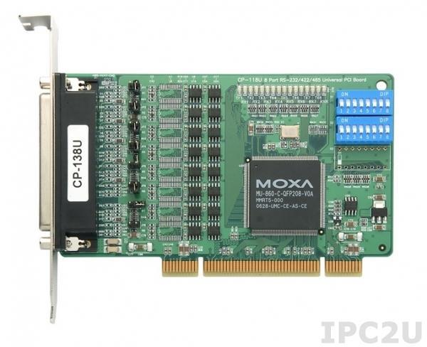 CP-118U от официального дистрибьютора MOXA.pro