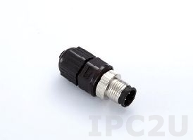 M12D-4P-IP68 от официального дистрибьютора MOXA.pro
